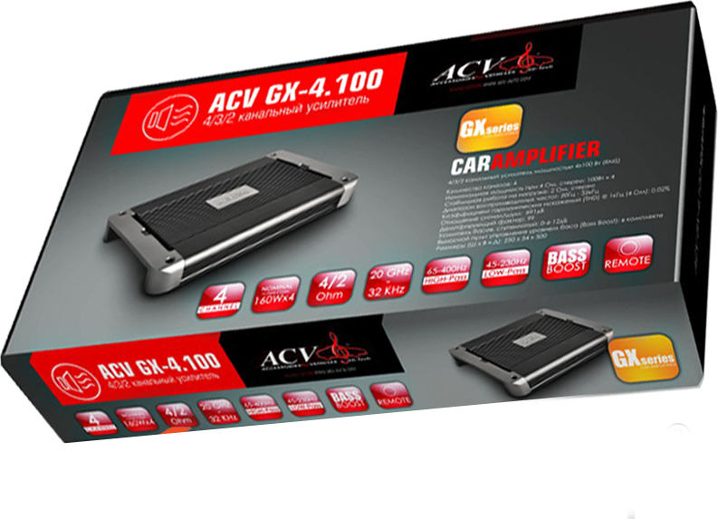 Acv-gx-4-100
